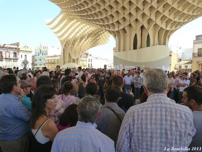 Indignados Sevilla