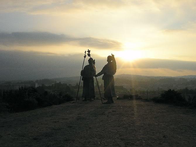 Monte del Gozo, Santiago de Compostela