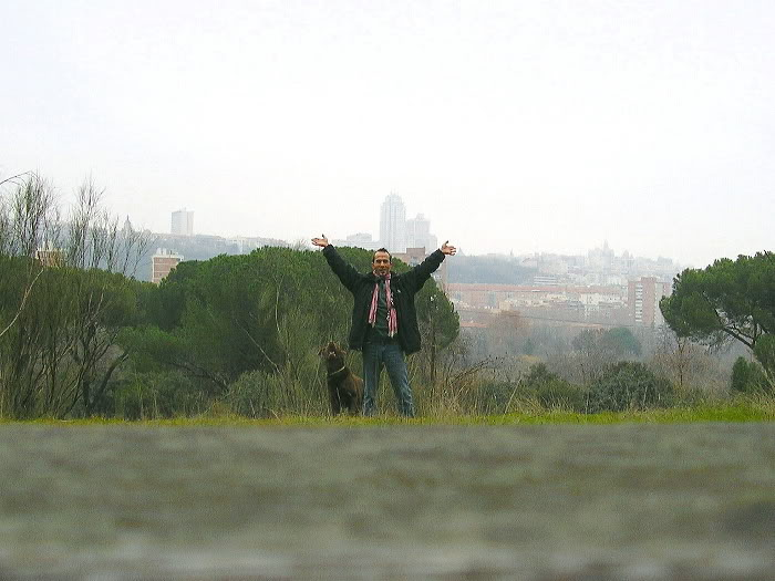 Juanra os desea Feliz 2007