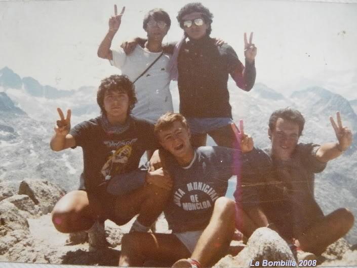 En la cima del Montardo