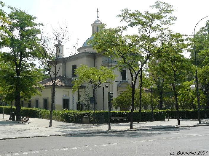Ermita de San Antonio de la Florida, Madrid