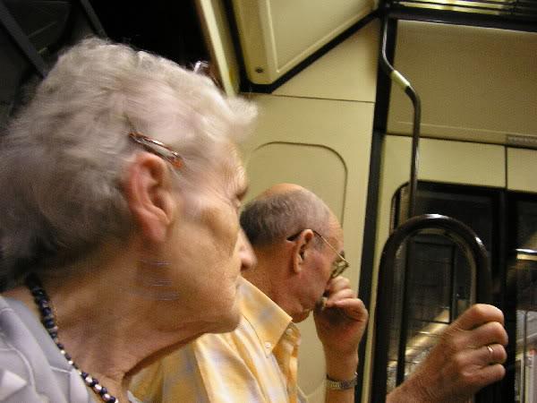 Un día cualquiera en el metro de Madrid
