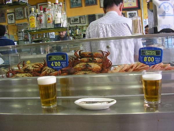 Bar Marisquería La Paloma