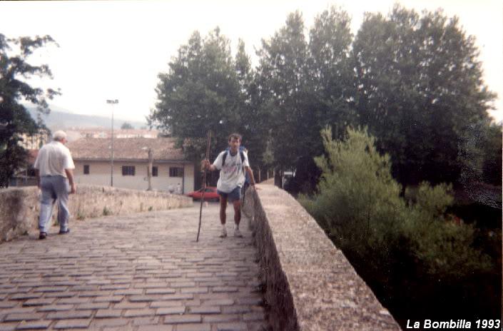 Camino de Santiago 1993