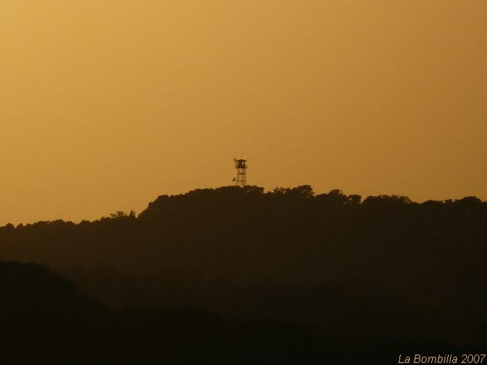 Desde la Atalaya, Casa de Campo , Madrid