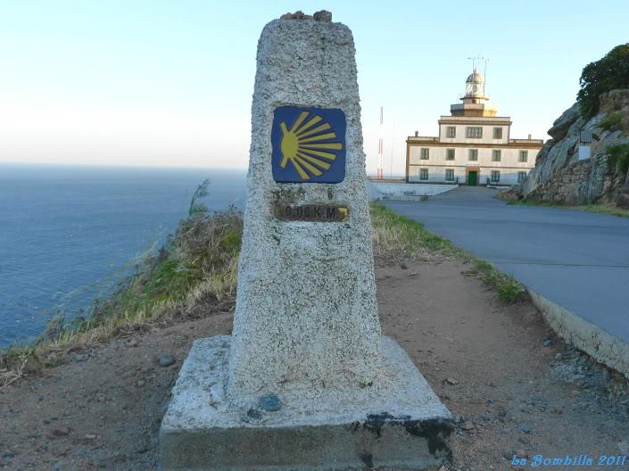 Finisterre, Km 0