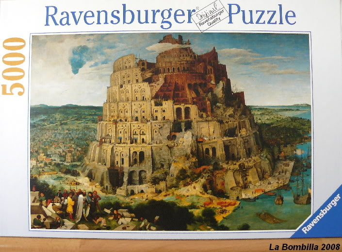 La Torre de Babel de Pieter Brueghel el Viejo